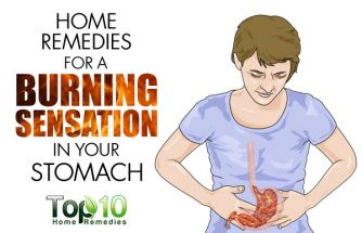 Home Remedies for a Burning Sensation in Your Stomach