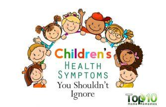 10 Children's Health Symptoms You Shouldn't Ignore