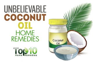 10 Unbelievable Coconut Oil Home Remedies