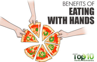 Surprising Benefits of Eating with Your Hands