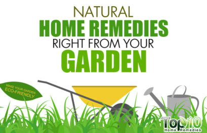 10 Natural Home Remedies Right from Your Garden