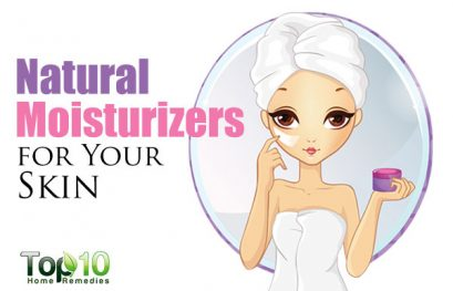 10 Natural Moisturizers for Your Skin