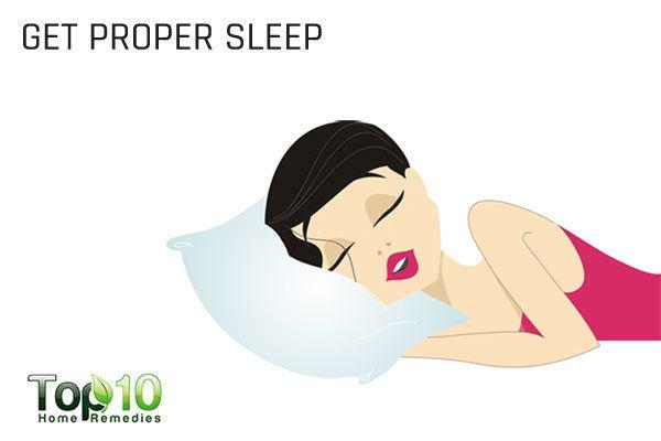 get proper sleep to beat sugar addiction