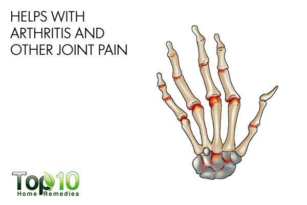 nettle helps arthritis pain