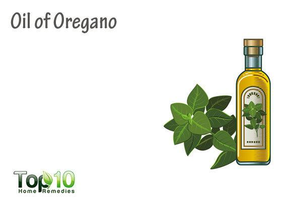 oil of oregano for molluscum contagiosum