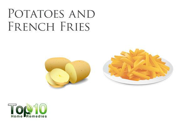 potatoes bad for diabetics
