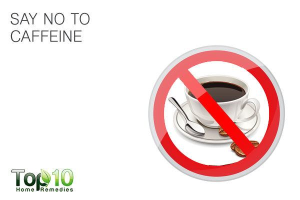 don't give caffeine to your kid