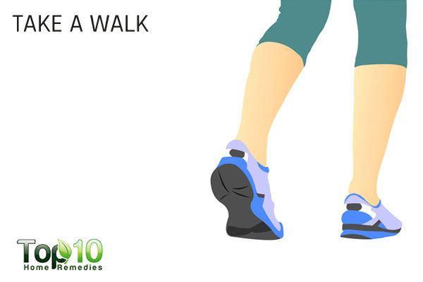 take a walk to control sugar addiction
