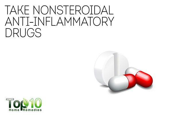 take nonsteroidal anti-inflammatory drugs