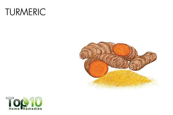 turmeric remedy for Perioral dermatitis