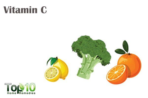 vitamin C for mononucleosis