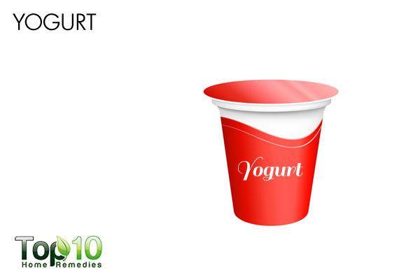 yogurt remedy for Perioral dermatitis