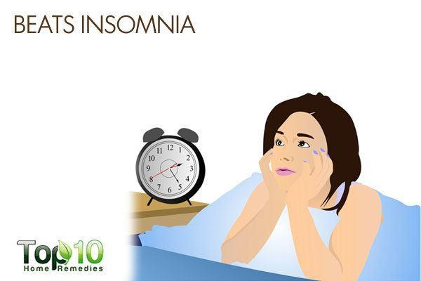 honey beats insomnia