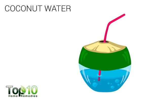 coconut water for chikungunya