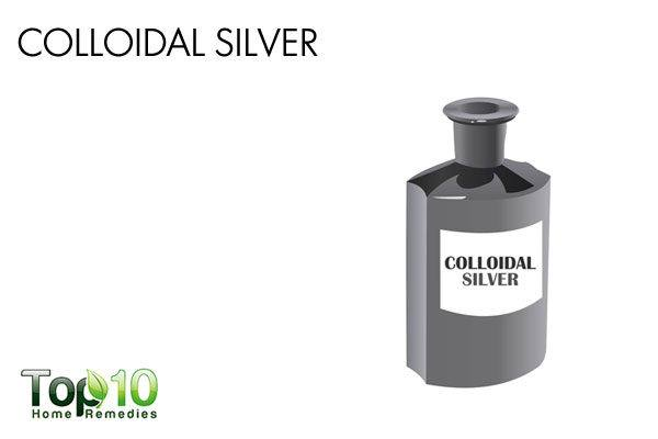 colloidal silver for UTI in dogs