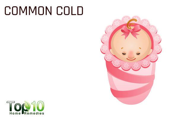 common cold in infants
