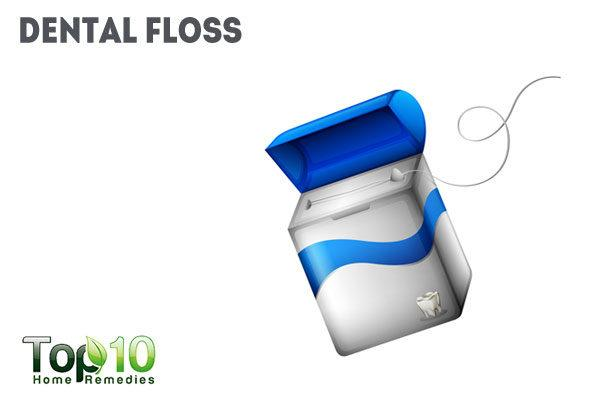 use dental floss