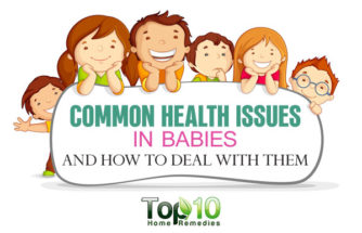 10 Common Health Issues in Babies and How to Deal with Them