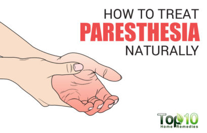 How to Treat Paresthesia Naturally
