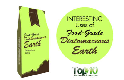 10 Interesting Uses of Food-Grade Diatomaceous Earth