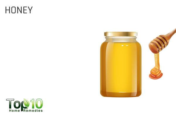 honey remedy for rosacea