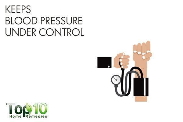 coconut water helps lower blood pressure