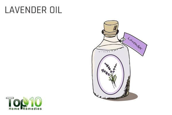 lavender oil to treat rosacea