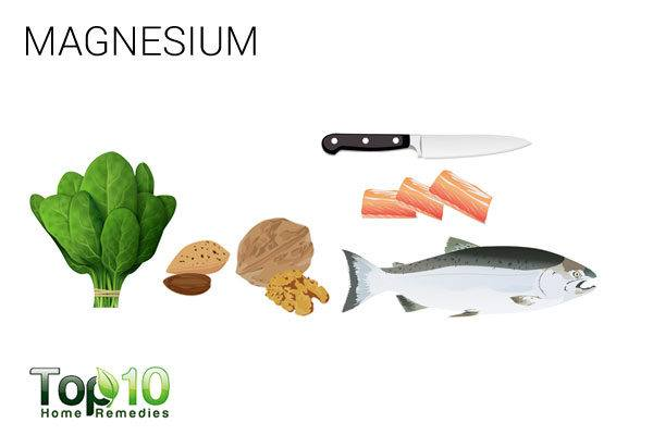 increase magnesium intake to treat paresthesia