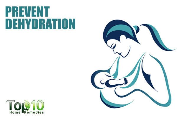 prevent dehydration to control crouo