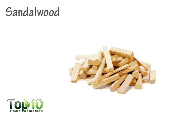 sandalwood to treat age spots