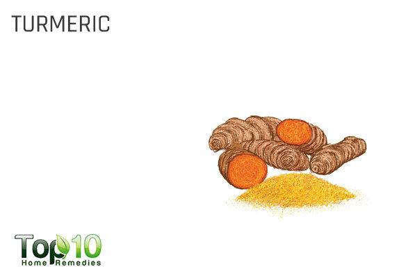 turmeric for rosacea