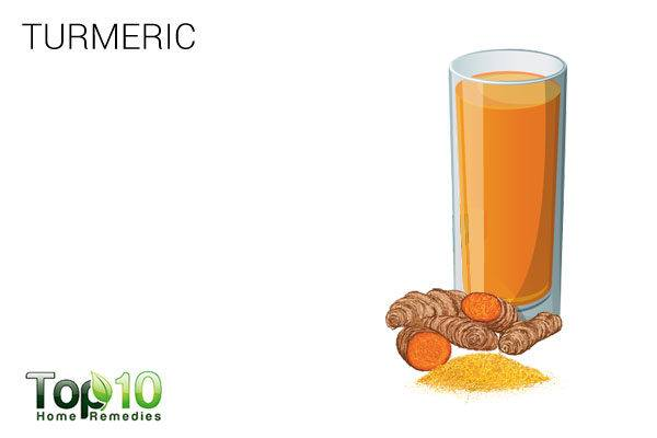 turmeric to fight infection