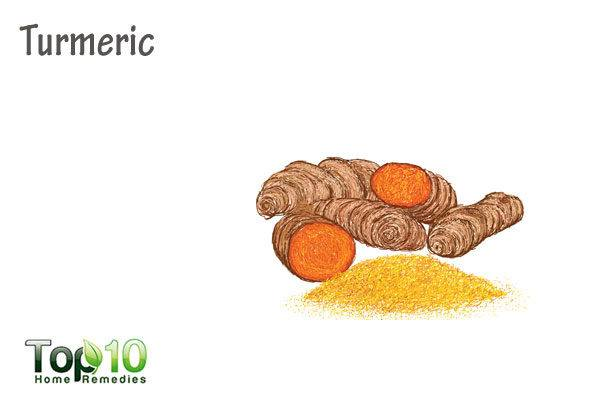turmeric for age spots