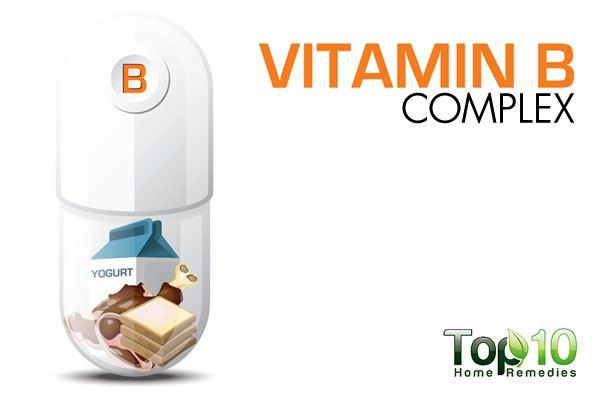 take vitamin B complex