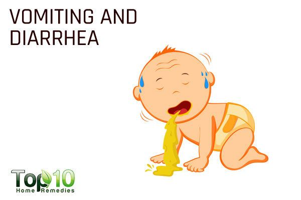 Food For Children To Eat When Vomiting