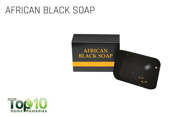 african black soap for folliculitis