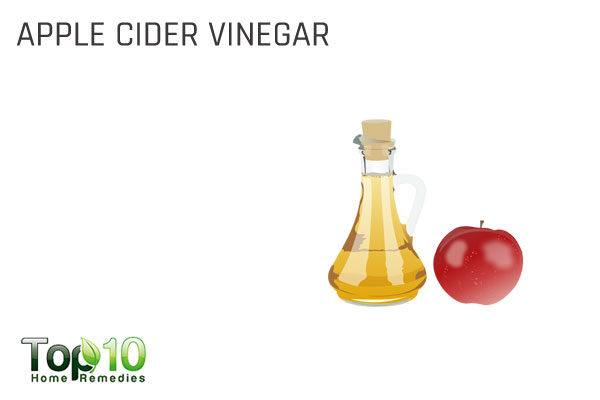 apple cider vinegar to alkalize your body