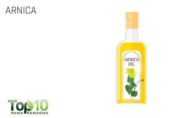 arnica oil for goose egg