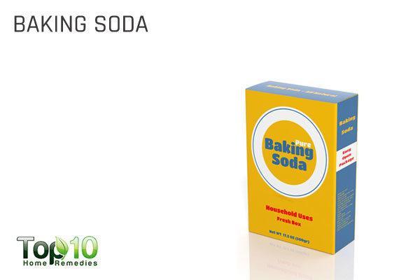 baking soda to fix acidic body