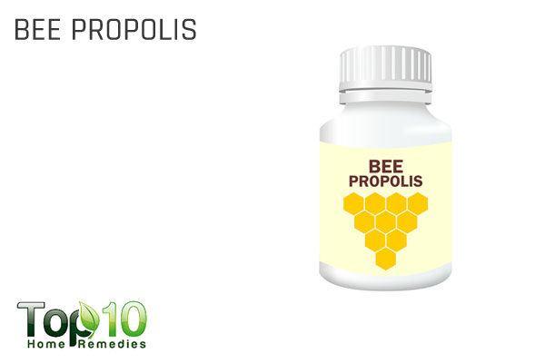 bee propolis for angular cheilitis