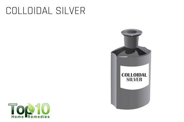 colloidal silver for folliculitis