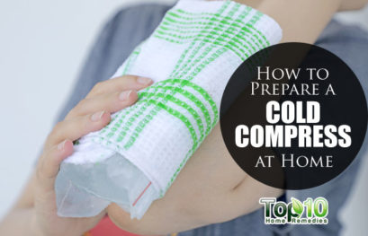 How to Make a Cold Compress at Home and Its Benefits