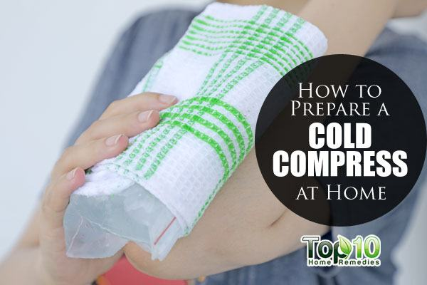 how to make cold compress