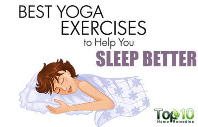 Best Yoga Exercises to Help You Sleep Better