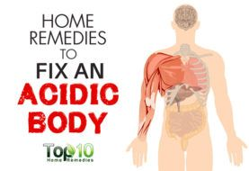 Home Remedies to Fix an Acidic Body