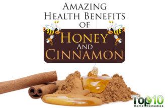 10 Amazing Health Benefits of Honey and Cinnamon