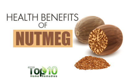 Top 10 Health Benefits of Nutmeg