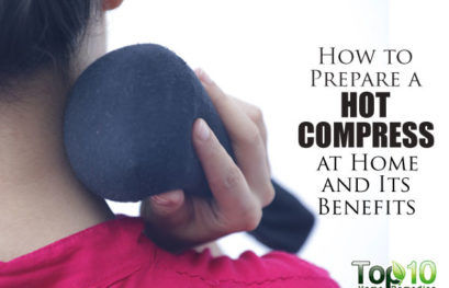 How to Prepare a Hot Compress at Home and Its Benefits