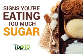 10 Signs You are Eating Too Much Sugar