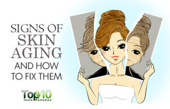 10 Signs of Skin Aging and How to Fix Them